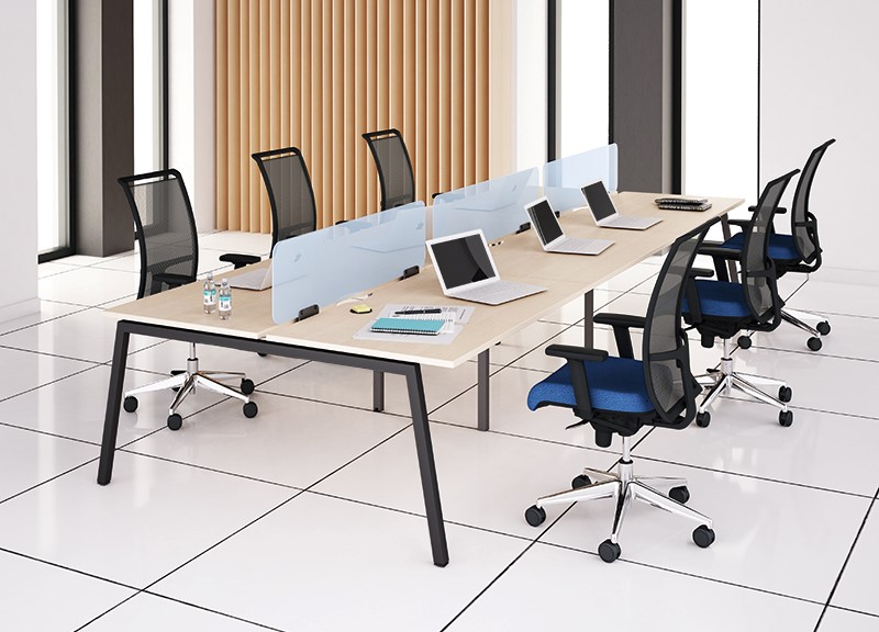 Nova A workstations in office