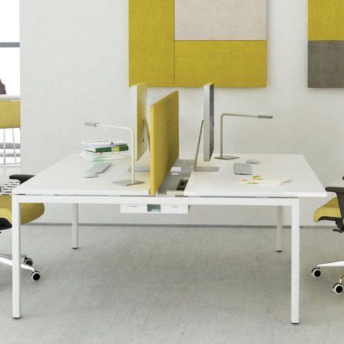 Nova-U-Slide desks