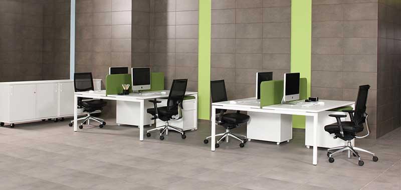 Nova U desking