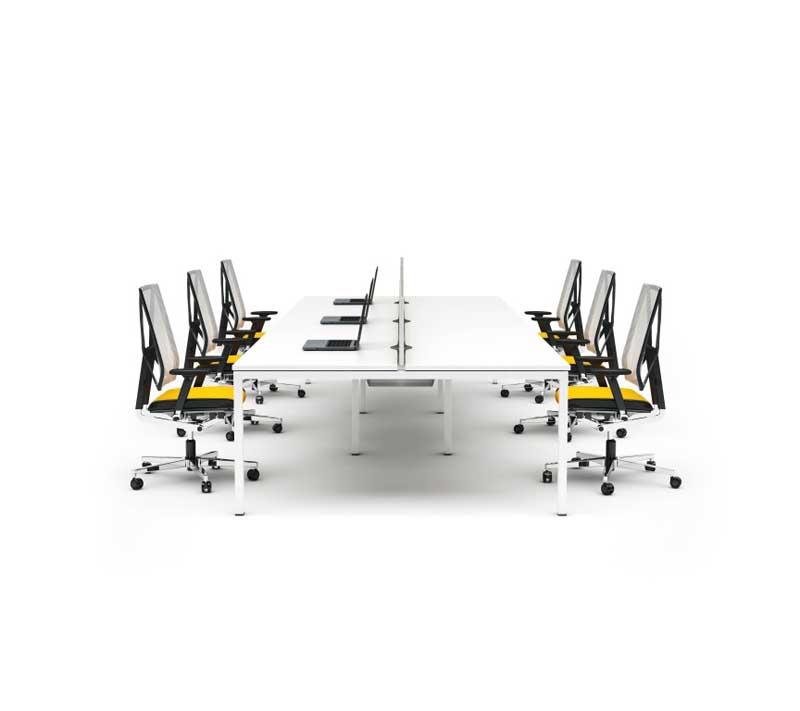 Nova U desk white