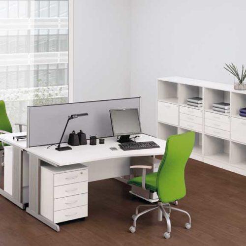 Opto-Cantilever Desk