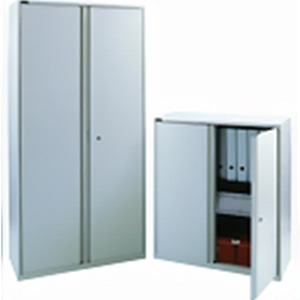 Steel stationary cabinet