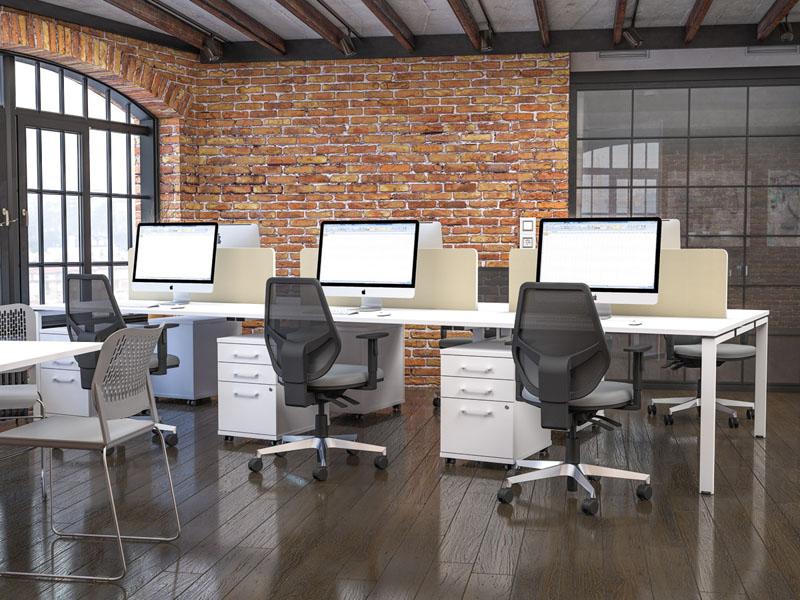 veta workstation in a modern office
