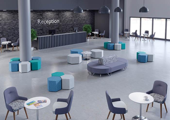 PULSE DESIGN Reception_Solutions