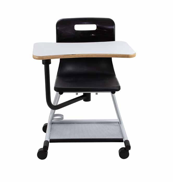 titan teach chair black