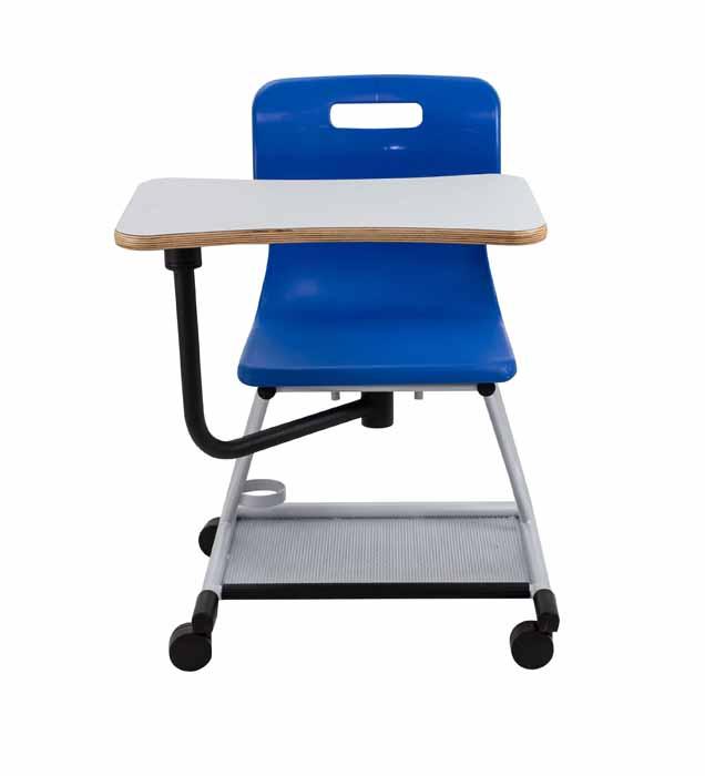 titan teach chair royal blue