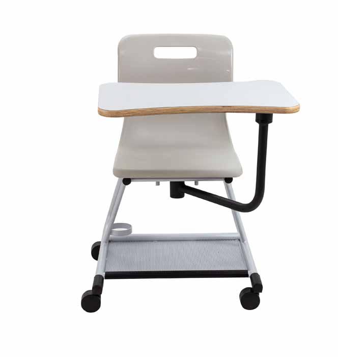 titan teach chair white