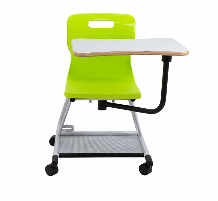 titan teach chair green