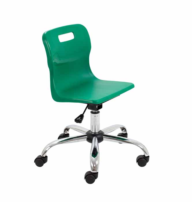 swivel chair T30_GN_FRONT_45