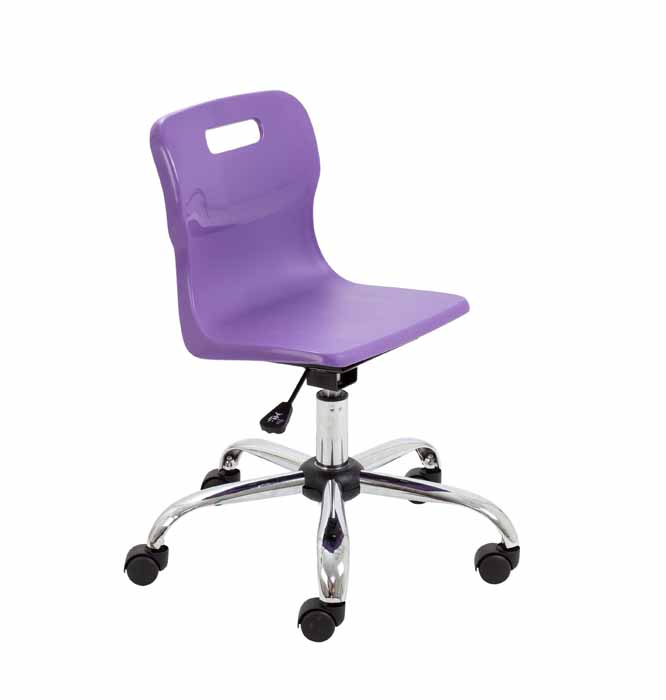 swivel chair T30_P_FRONT_45