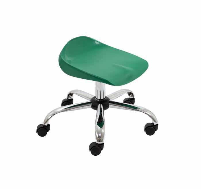 swivel stool T32_GN_FRONT_45
