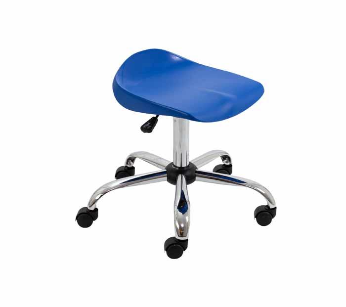 swivel stool T33_B_FRONT_45
