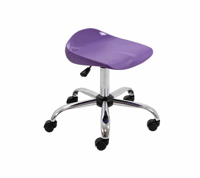 swivel stool T33_P_FRONT_45