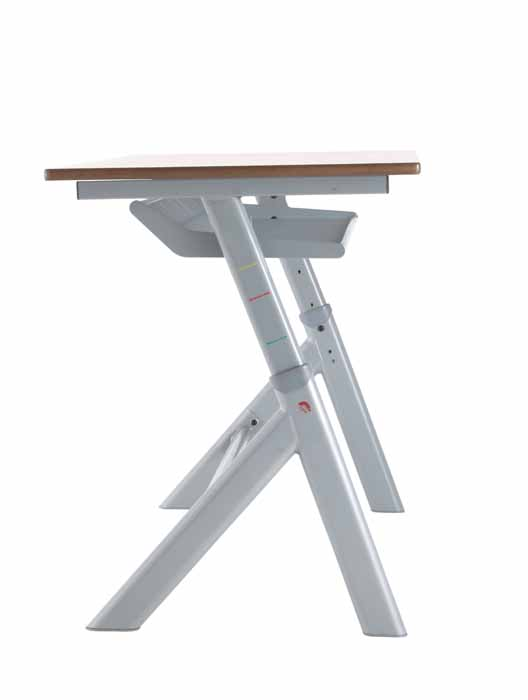 height adjustable table T55_BE_SIDE