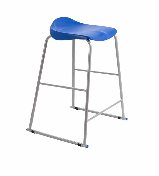 stool in blue