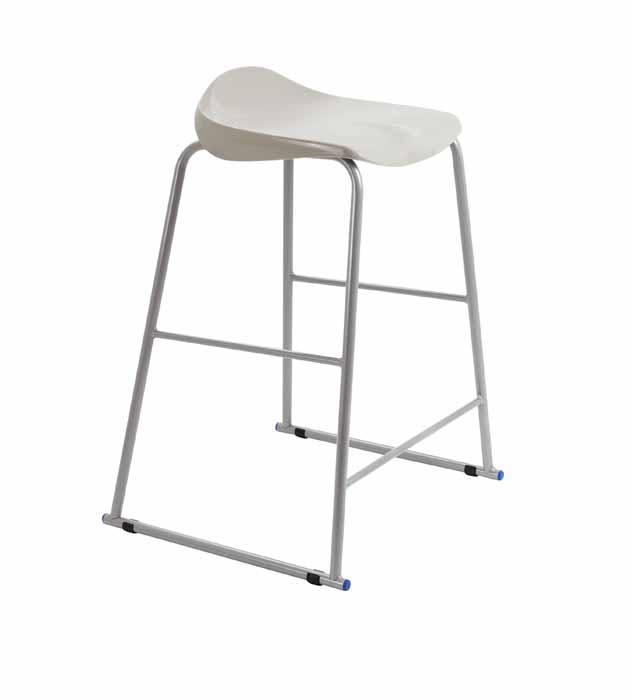 grey stool