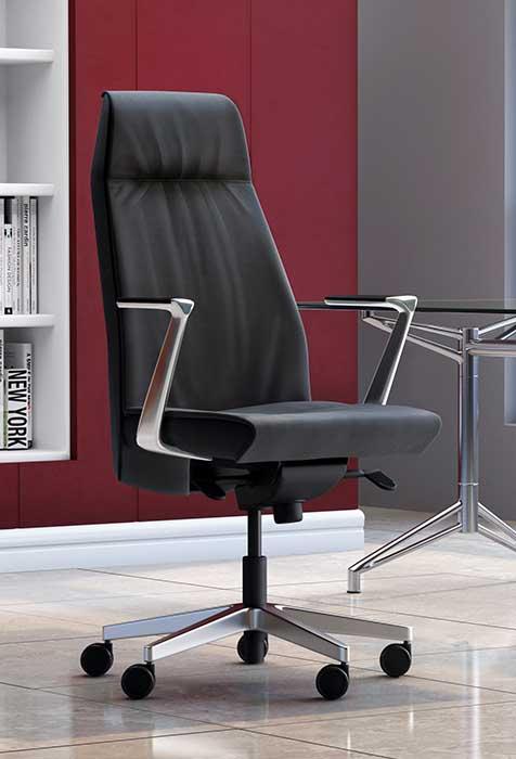 pledge chairs zante in black