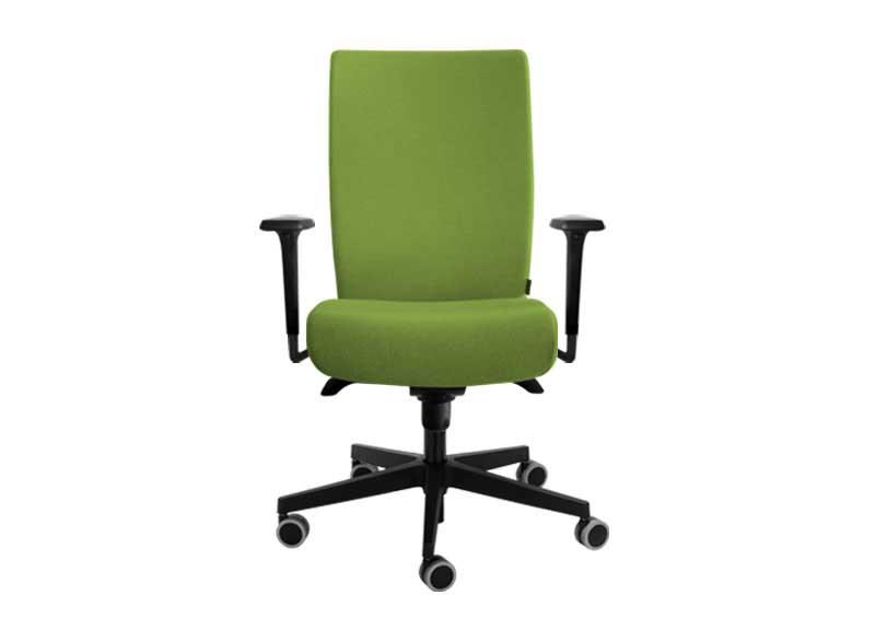 Aura swivel task chair