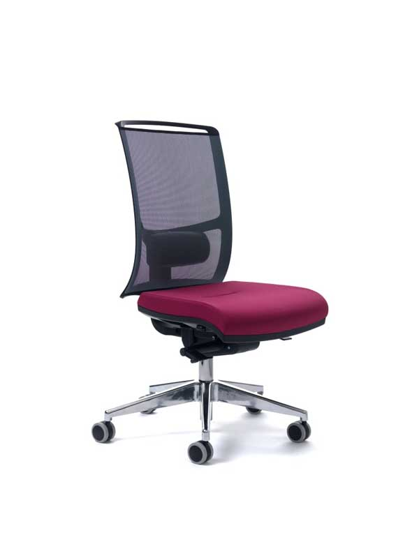 Berry Diva highback swivel task chair