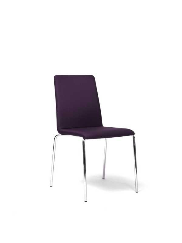 Moon Chair Purple