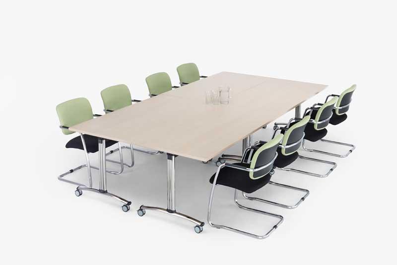 Opto_Flip top meeting desk
