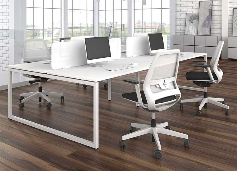 Sail Task chairs in an office environment