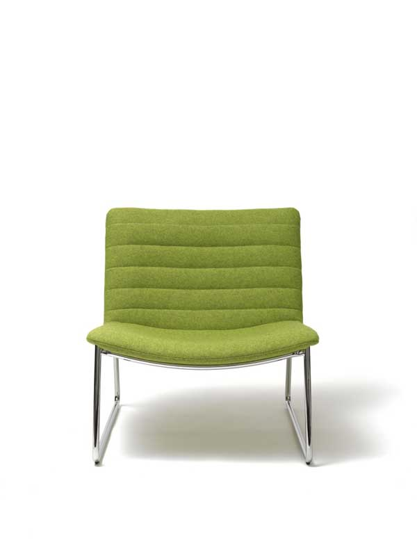 lime green Vegas chair