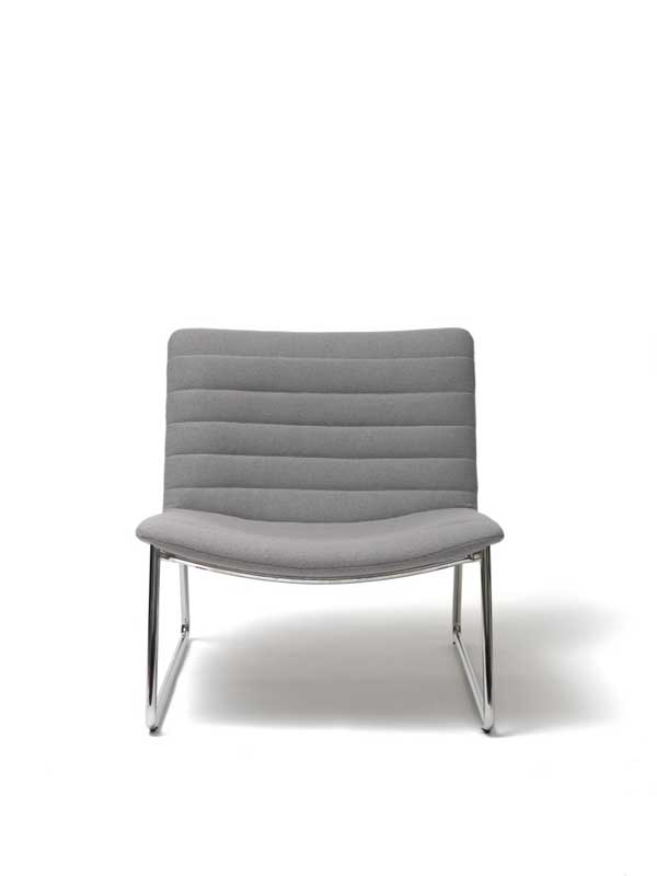 Grey Vegas chair