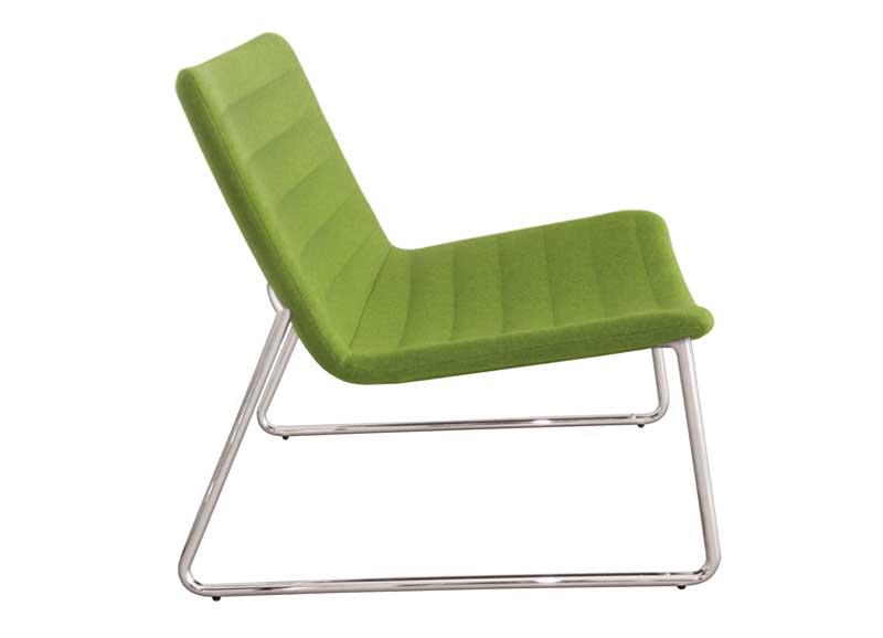 lime green Vegas chair