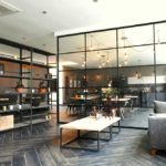 contemporary office partitions by applied